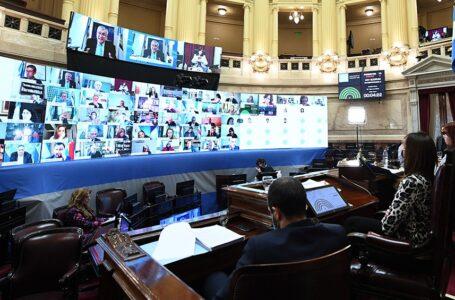 Comisión del Senado rechazó los traslados de los jueces Bruglia, Bertuzzi y Castelli