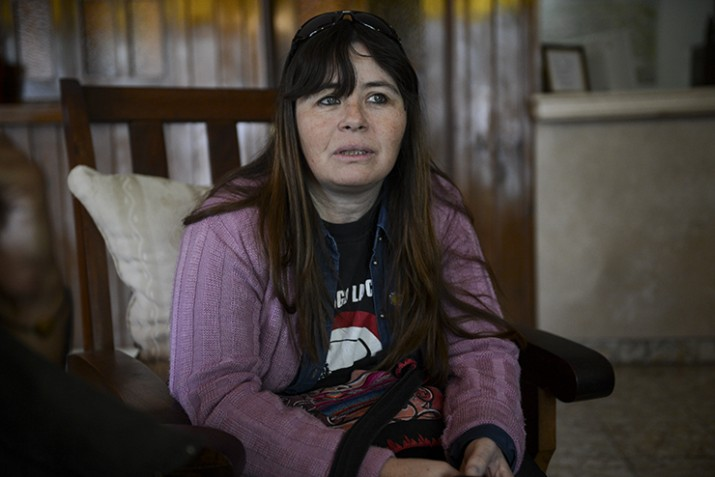 Alejandra Santucho HIJOS