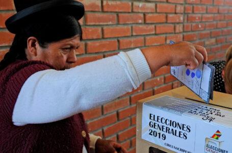 Elecciones en Bolivia: ¿cuándo se celebran y quienes compiten?