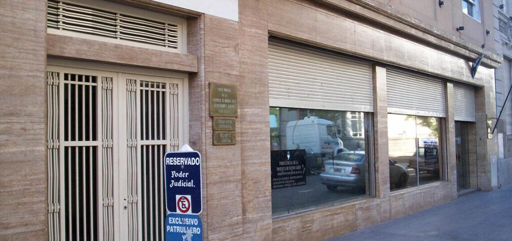 Tres casos de coronavirus en la fiscalía de Bahía Blanca