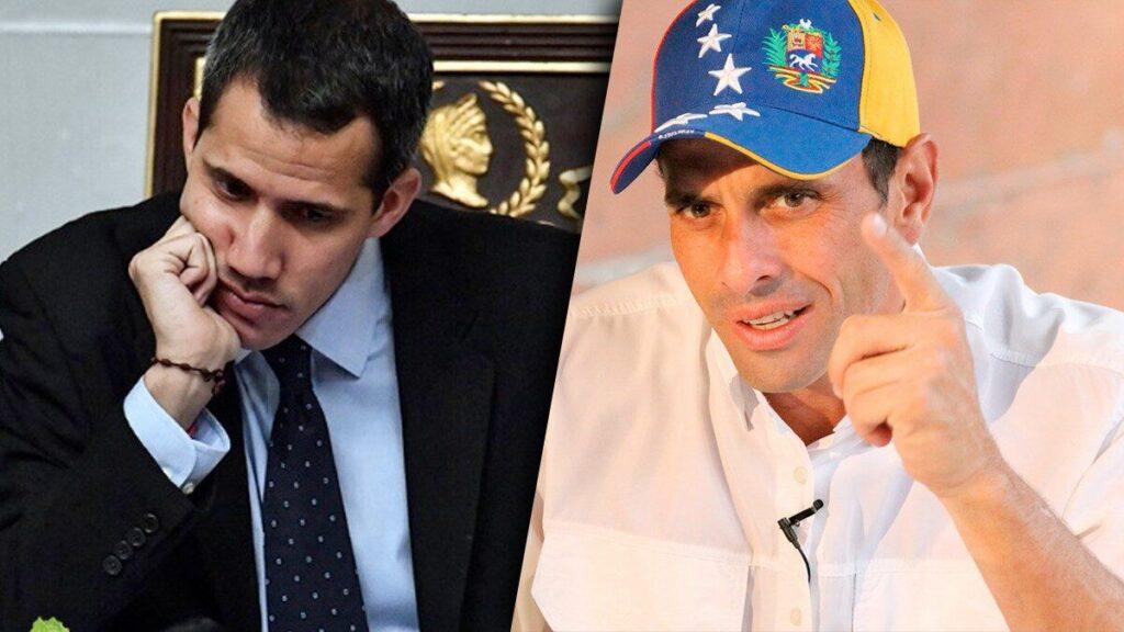 Venezuela: Guaidó vs Capriles. La oposición fragmentada ante la elección legislativa