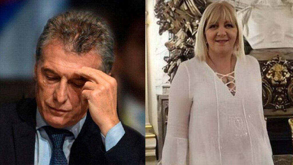 Susana Martinengo se desdijo en indagatoria: no tiene trato con Macri y Nieto y los espías eran sus amigos