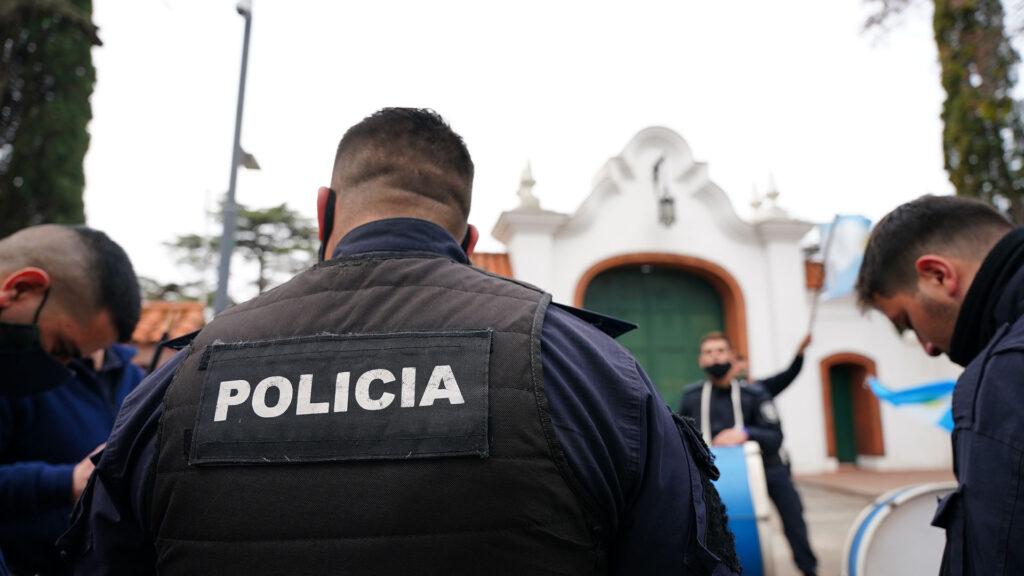 policia rechaza dialogo olivos