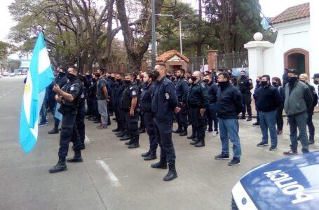 Diputados repudiaron la protesta policial en la Quinta de Olivos