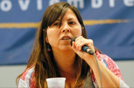 """Silvina Batakis: """"La visión de Larreta es totalmente atomista, con falta de solidaridad y criterio de país"""""""