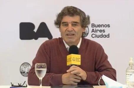 Fernán Quirós reconoció la privatización de la vacunación contra el COVID-19