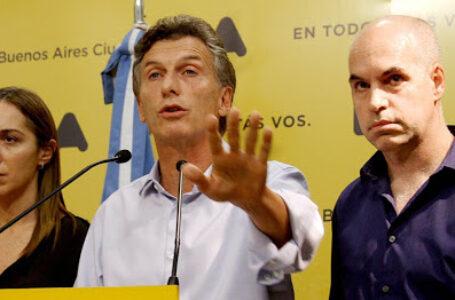 Larreta le pide a Vidal que regrese a CABA para bloquear la candidatura de Macri
