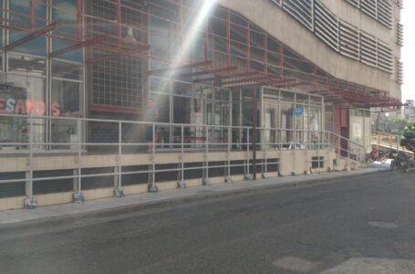 Mercado Municipal: el Municipio quiere desalojar a un centro cultural