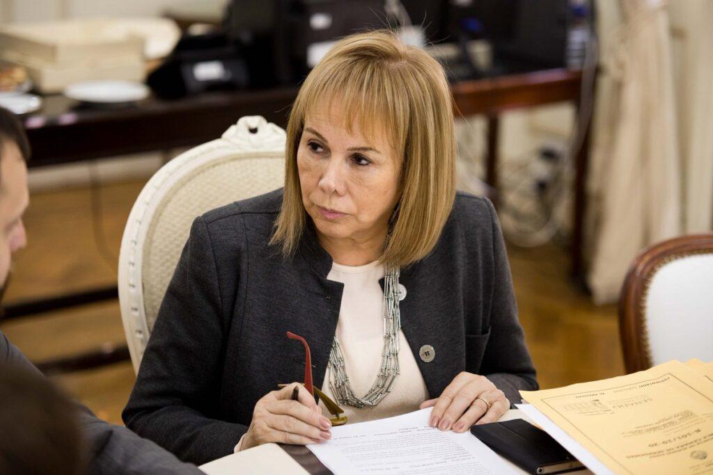 Tomás Marisco pidió que Nidia Moirano sea candidata a intendenta de Bahía Blanca en 2023