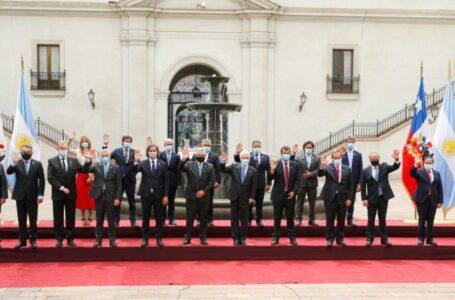 Alberto Fernández en Chile: una cumbre con una agenda nutrida