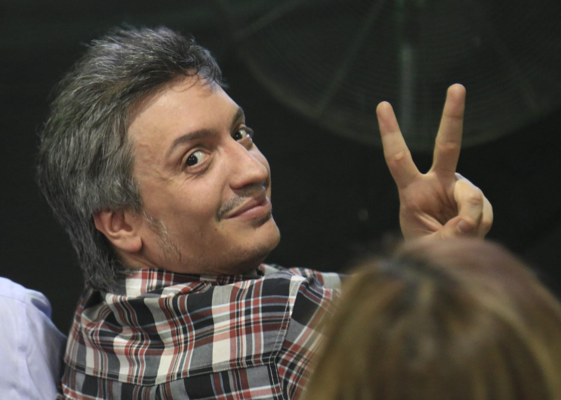 """Máximo Kirchner: """"Hay que traer cordura donde la oposición ofrece locura"""""""