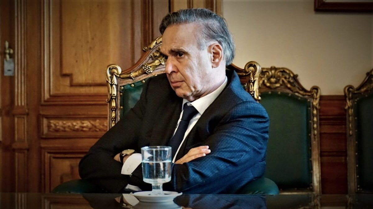 Pichetto reconoció la figura de CFK y pidió que Cambiemos cierre con los libertarios