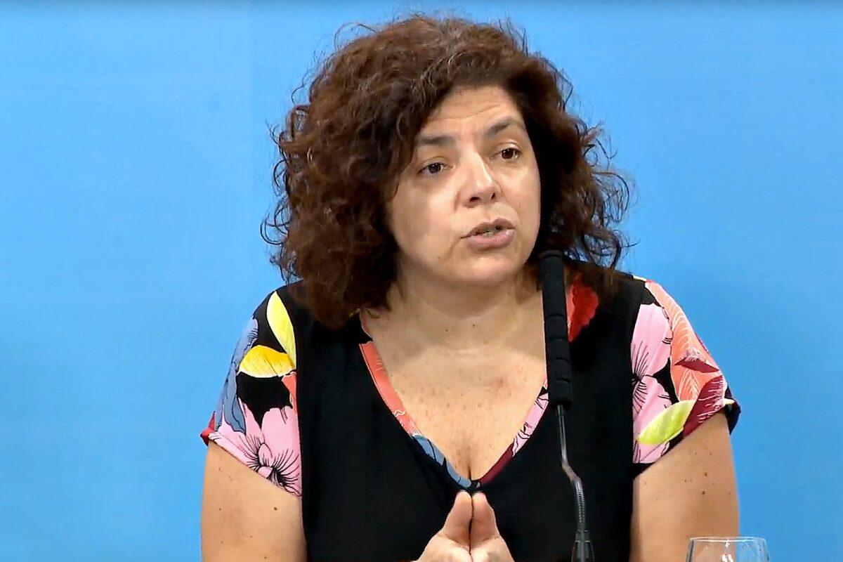 La ministra de Salud Carla Vizzotti contrajo coronavirus
