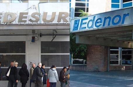 El ENRE sancionó a Edesur y Edenor por la aplicación indebida de consumos no registrados