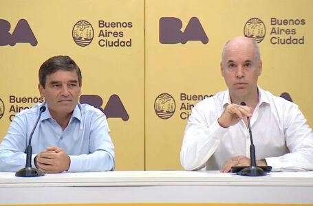 """Denuncian a Horacio Rodríguez Larreta y a Fernán Quirós por """"privatizar"""" la vacunación contra el Covid"""