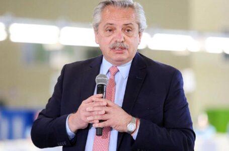 Alberto Fernández pidió no movilizar al Congreso el 1º de marzo