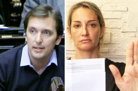 Denunciaron por violencia de género al diputado del PRO Eduardo Cáceres