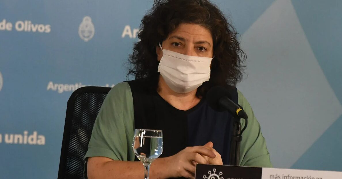 Carla Vizzotti desplaza a los funcionarios más cercanos a Ginés