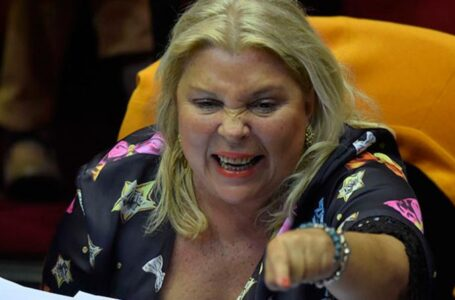 "Sputnik V: desestiman la denuncia por ""envenenamiento"" de Elisa Carrió"