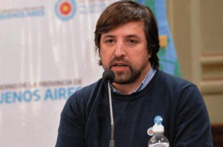 """Nicolás Kreplak: """"Tendremos las vacunas suficientes"""""""