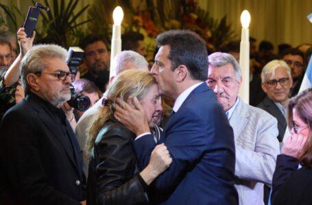 Massa apoya a Nazario y se mete en la interna de Córdoba