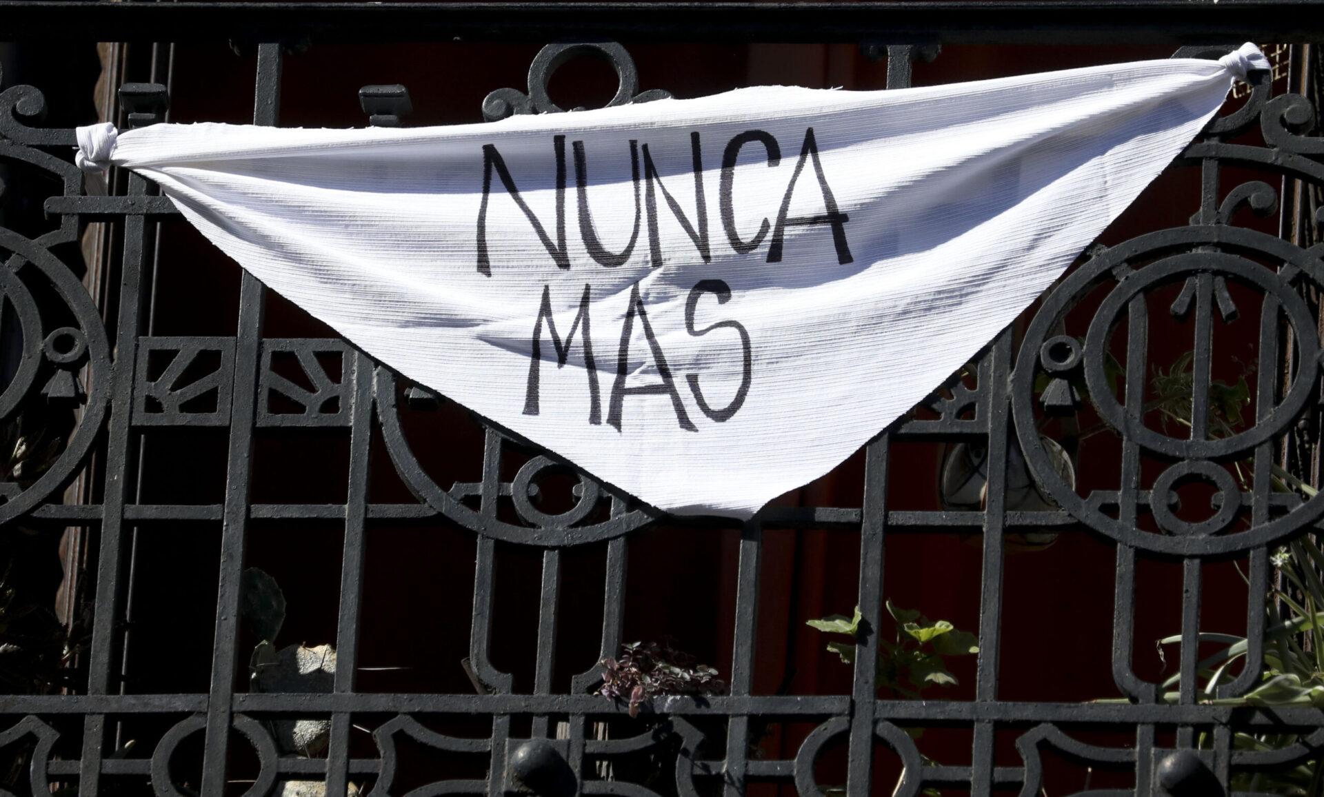 Juicio y Castigo: Argentina tiene más de mil condenados por delitos de lesa y 626 causas abiertas