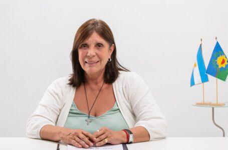 """Teresa García: """"Patricia Bullrich es dramática e irresponsable"""""""