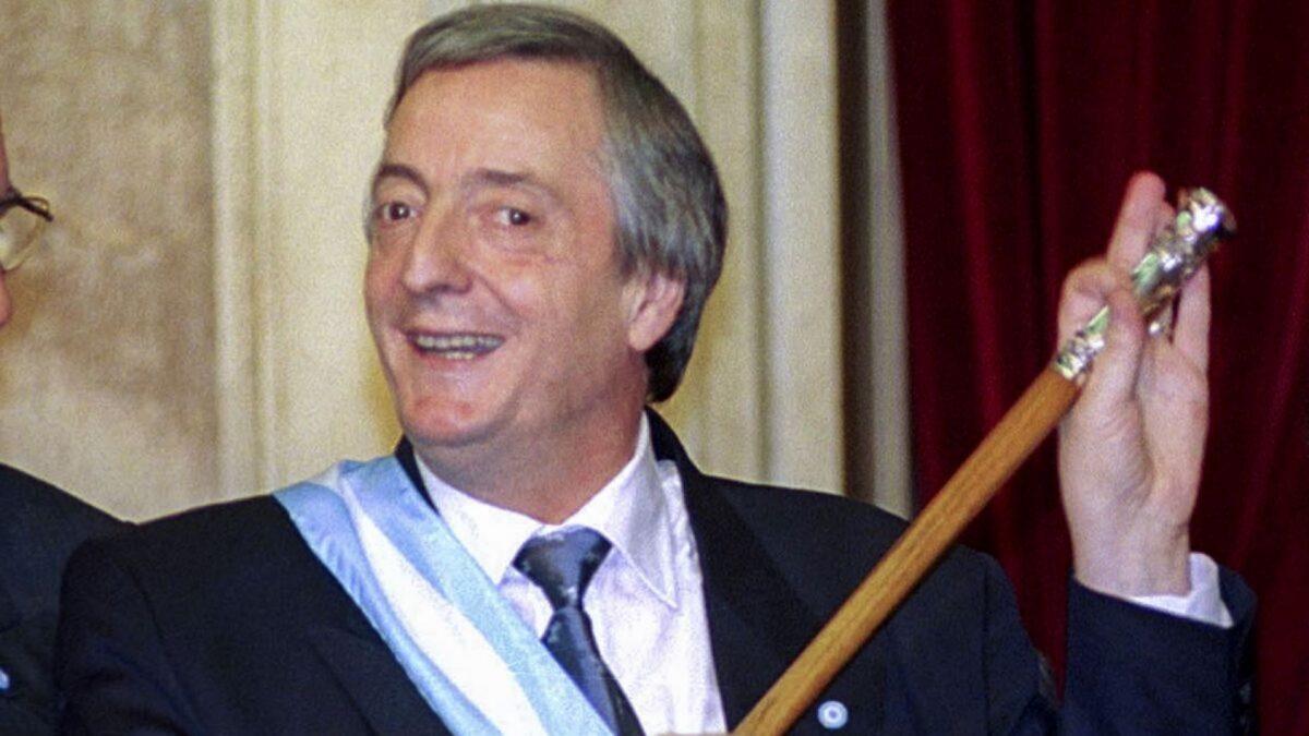 25 de Mayo: Cristina Kirchner recordó a Néstor