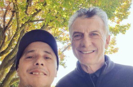 Manes lleva como candidato a El Dipy en La Matanza
