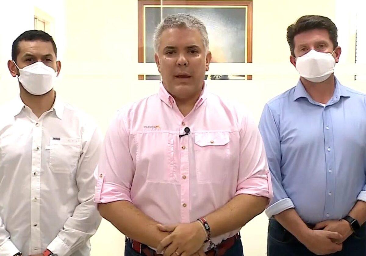 Atentado contra Iván Duque y conflicto armado en Colombia