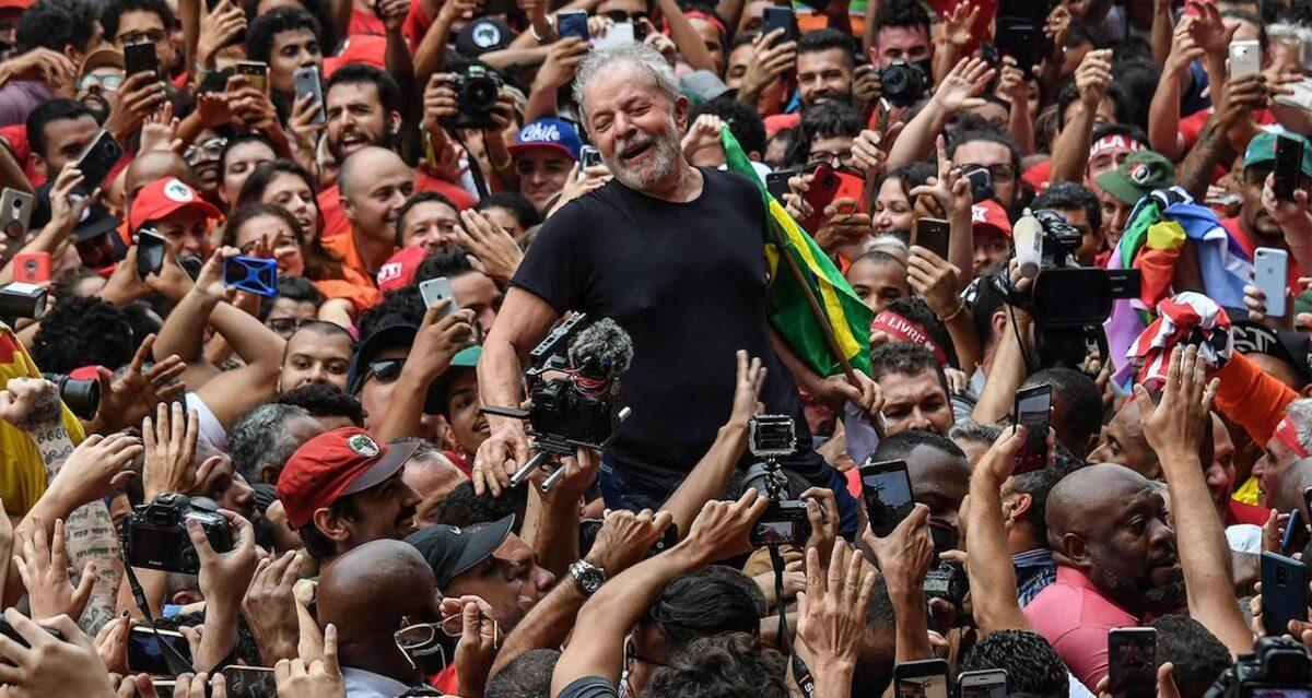 Brasil: Lula al borde de ganar en primera vuelta
