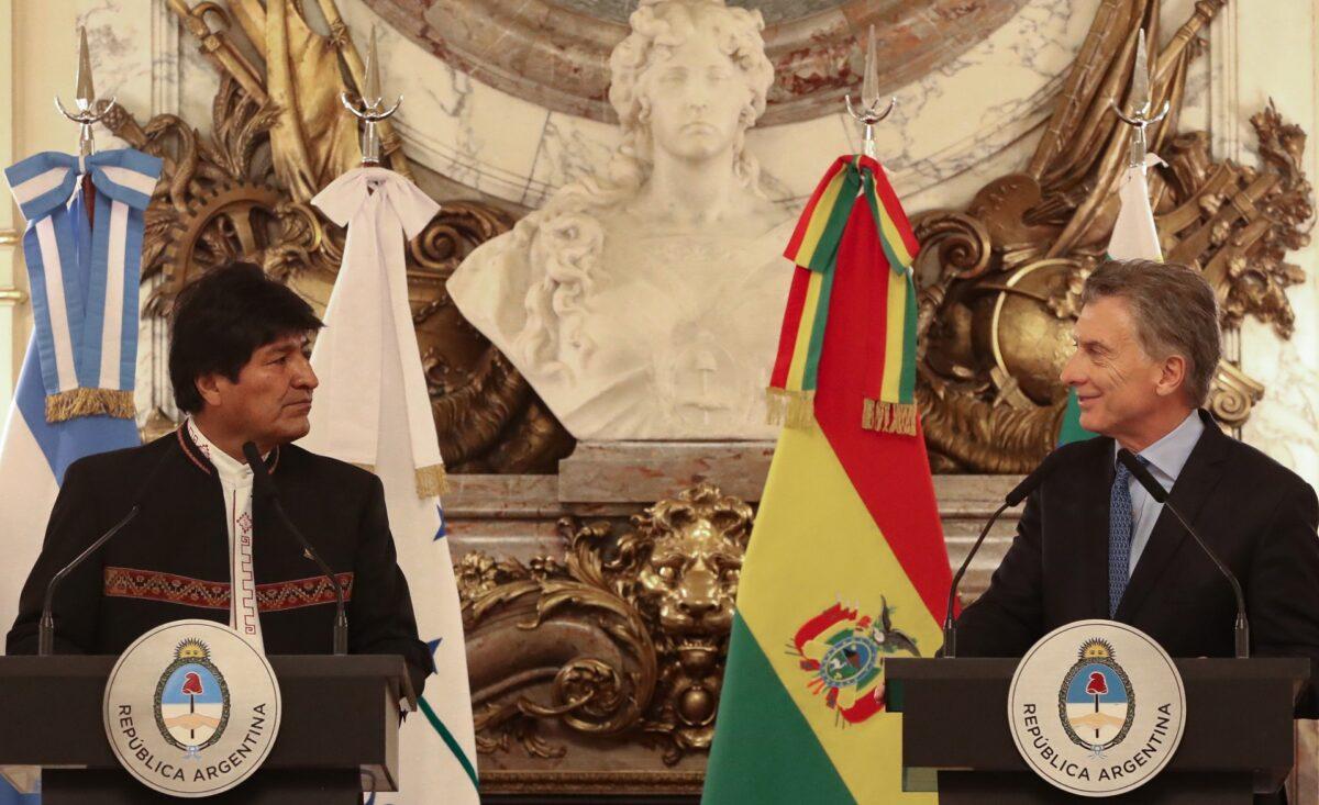 """Evo Morales: """"Macri debe ser investigado y juzgado por su rol en el Golpe en Estado"""""""