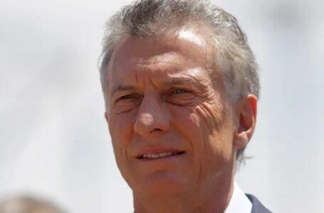 """Mauricio Macri: """"Todos sabemos que la denuncia de Bolivia es muy poco seria"""""""