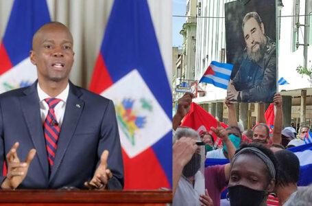 Convulsiones en el Caribe: protestas en Cuba y magnicidio en Haití