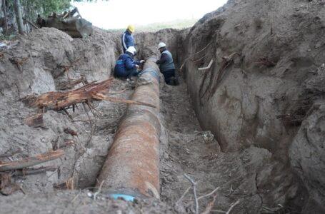 Kicillof hizo un llamado a licitación para obras hídricas en Bahía Blanca y la región